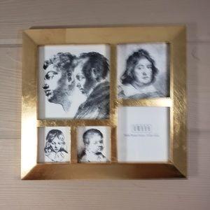 Umbra Gold Multi-Frame NWT
